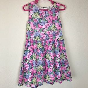 Pretty Floral Summer Dress by Carter's!